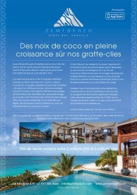 Zemi Beach Anguilla The New York Times