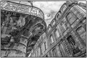 Great black and white photography of Bordeaux part 2