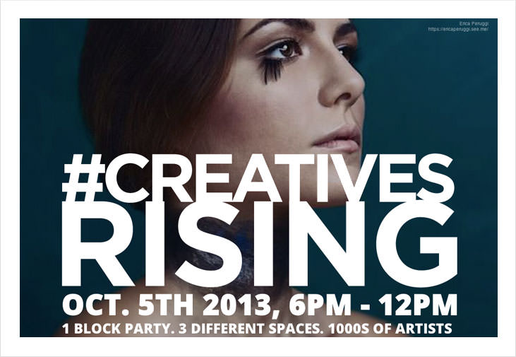 Creatives Rising : Presented by See.Me in New York City