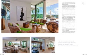 Maco Magazine Ani Villas in Anguilla