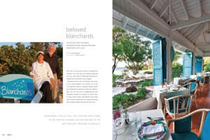 Maco Magazine Blanchards in Anguilla