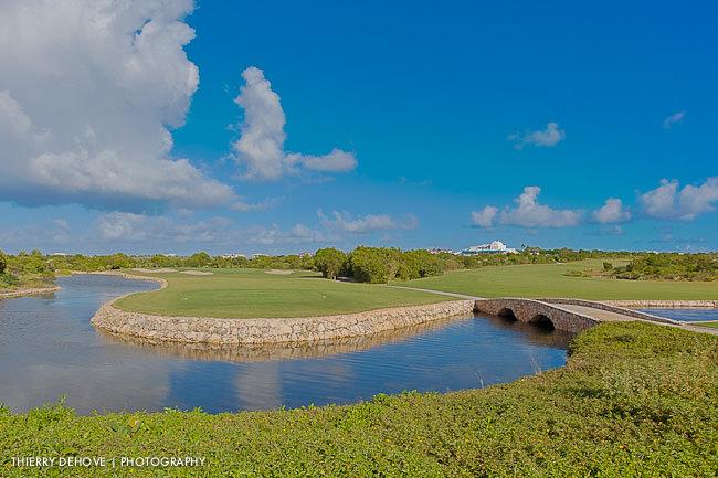 Overlook Golf Course Cuisinart Anguilla