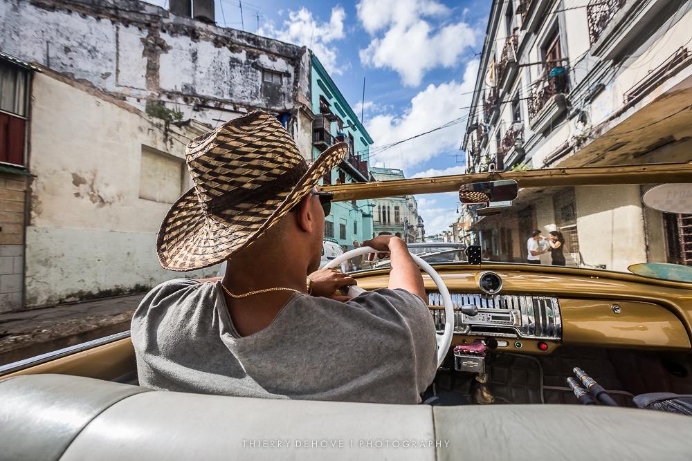 La Havana in Cuba