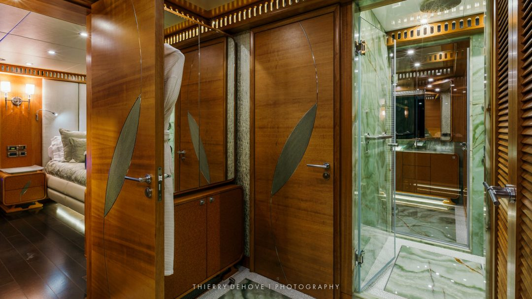 Serenity Luxury Yacht 133 Interior