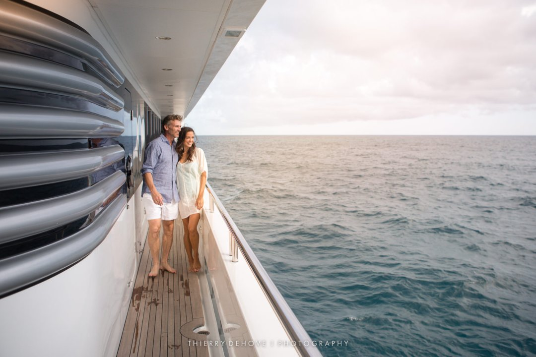 Yachting and Lifestyle on Sovereign
