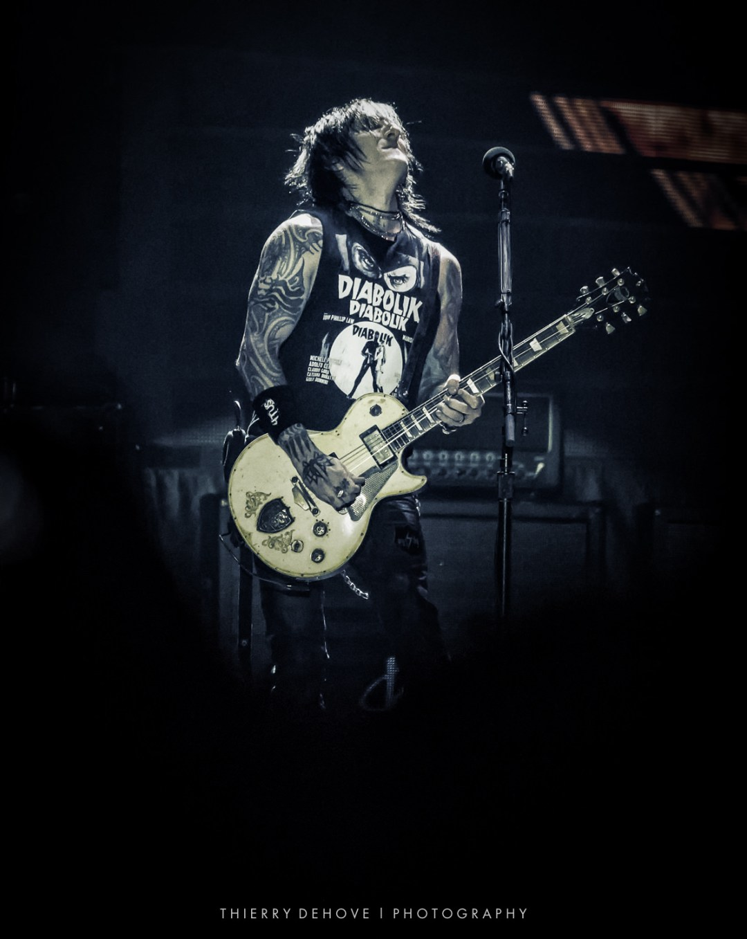 Guns N' Roses: Not In This Lifetime Tour at the Marlins Park in Miami, Florida