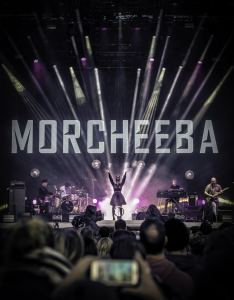 Morcheeba Skye and Ross at Climax Festival Bordeaux France