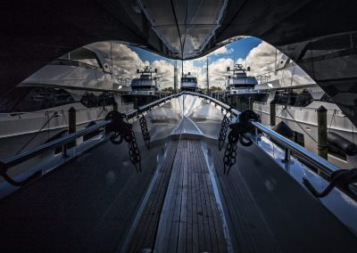 Ocean Alexander Motor Yacht Sugaray 112