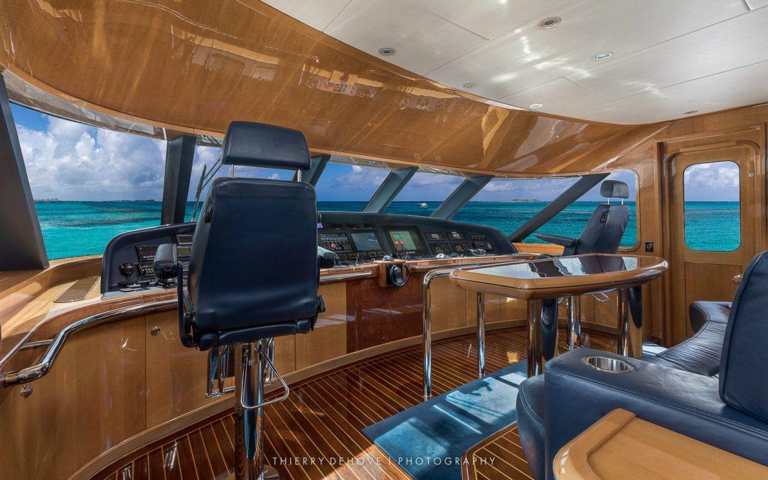 Feadship Motor Yacht Sea Racer 152″
