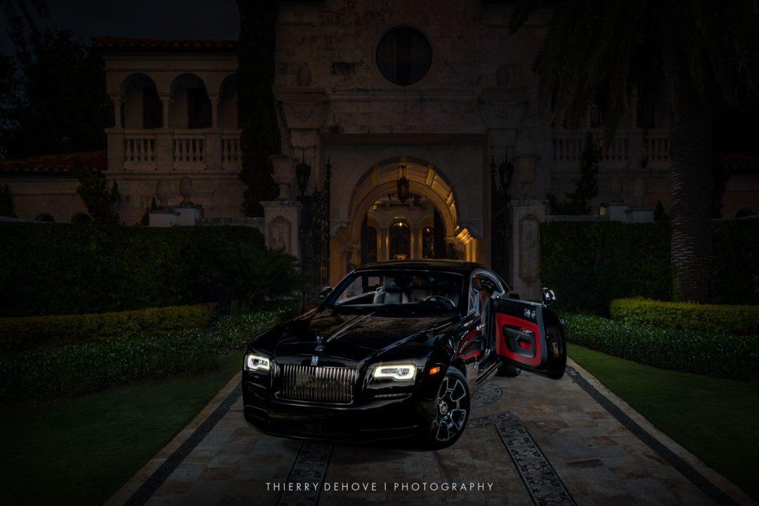 Rolls-Royce Black Badge in Florida
