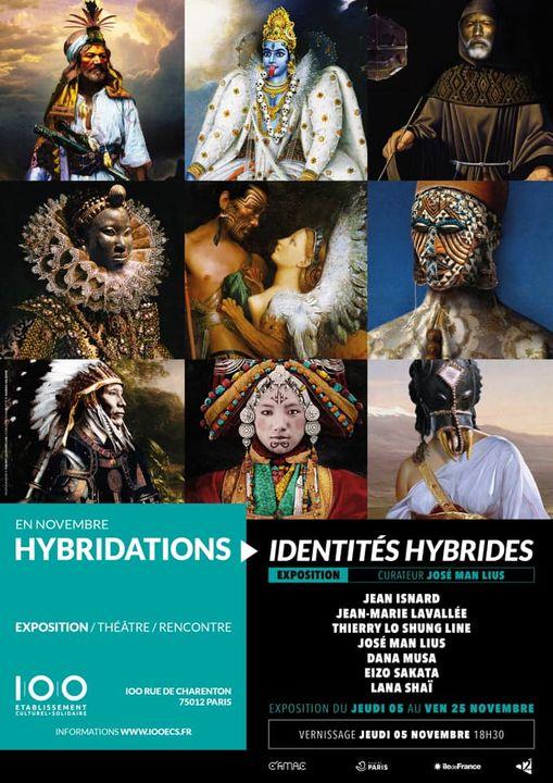 Exposition Identités hybrides  Icônes créoles