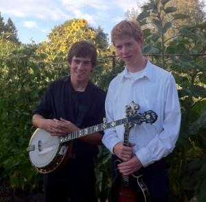 Twins Marshall & David