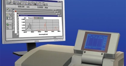 máy quang phổ uv vis uvd 2950