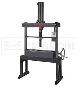 Máy kiểm tra độ uốn vật liệu HBT165C