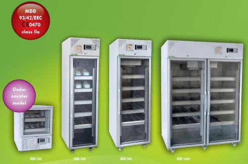 Tủ bảo quản máu 4°C – BBR Arctiko
