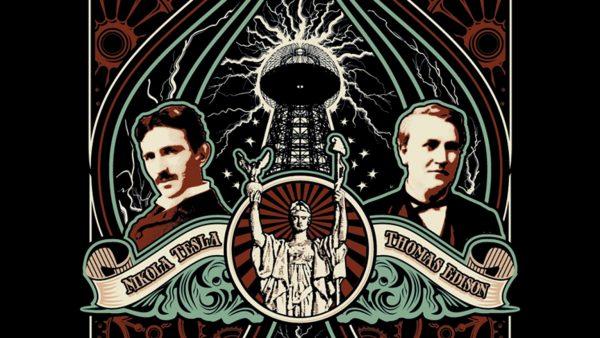 Thomas Edison, Nikola Tesla & Cuộc chiến Dòng Điện (P.1)
