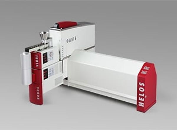 máy đo kích thước hạt helos kr sympatec
