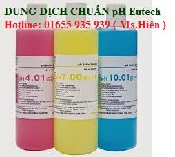 dung dịch chuẩn ph eutech