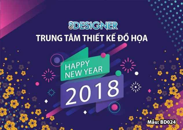 background tổng kết 2018