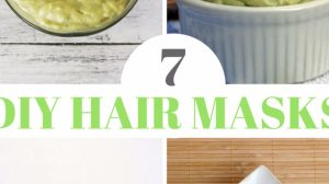7 DIY HAIR MASKS