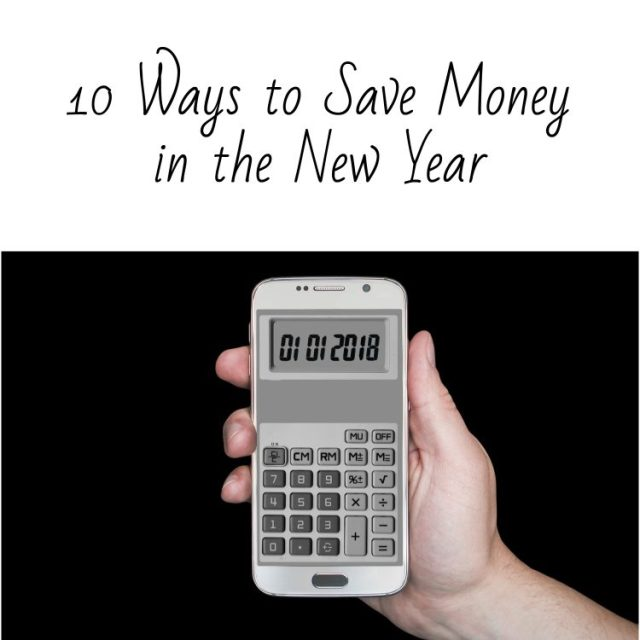 10 ways to save money in new year