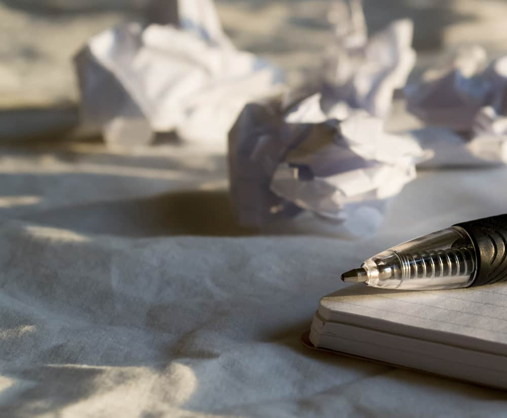 Marketing knowledge: Could writer's block be harming your business?