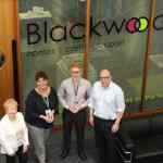 Blackwood Design Award winners receive prizes for their healthcare innovations
