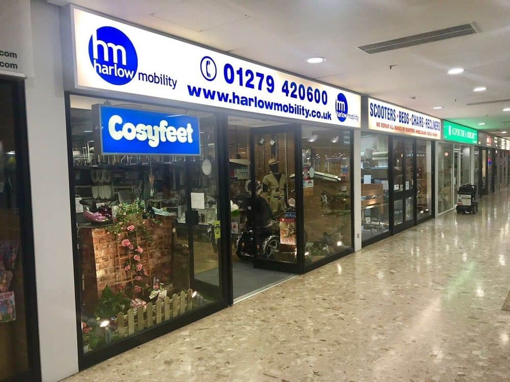 Harlow Mobility store image