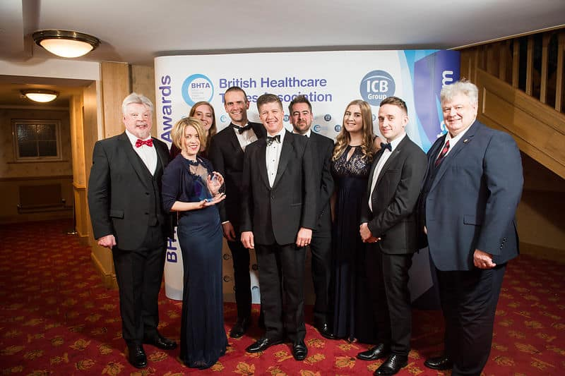 BHTA Annual Awards 2018