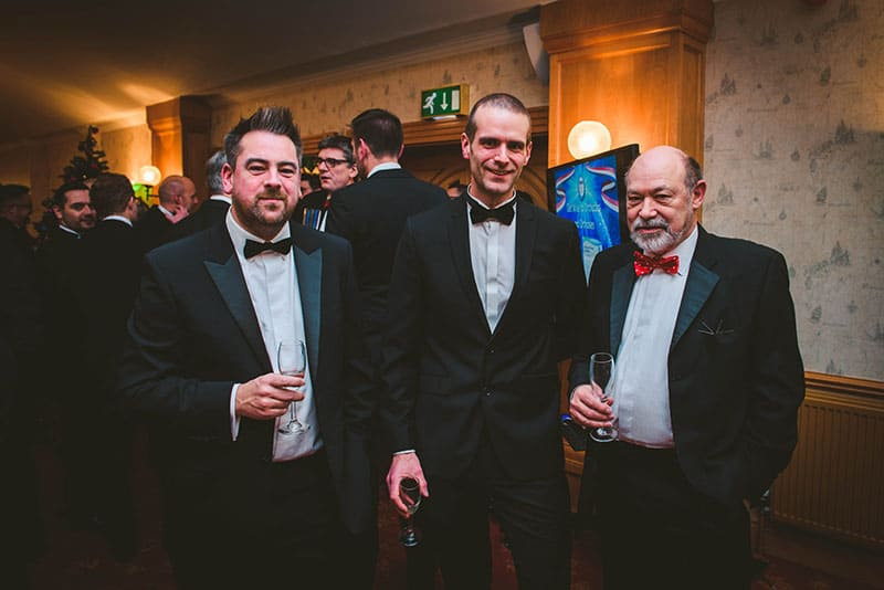 BHTA Annual Awards attendees pic