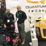 New Quantum and Leckey partnership enhances paediatric powerchair offering