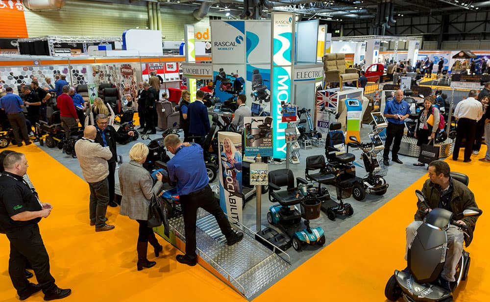 Trade Days exhibition image