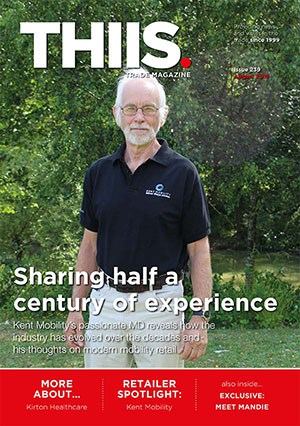 THIIS August 2018 magazine front cover