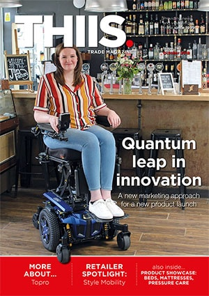THIIS October issue 2018 front cover