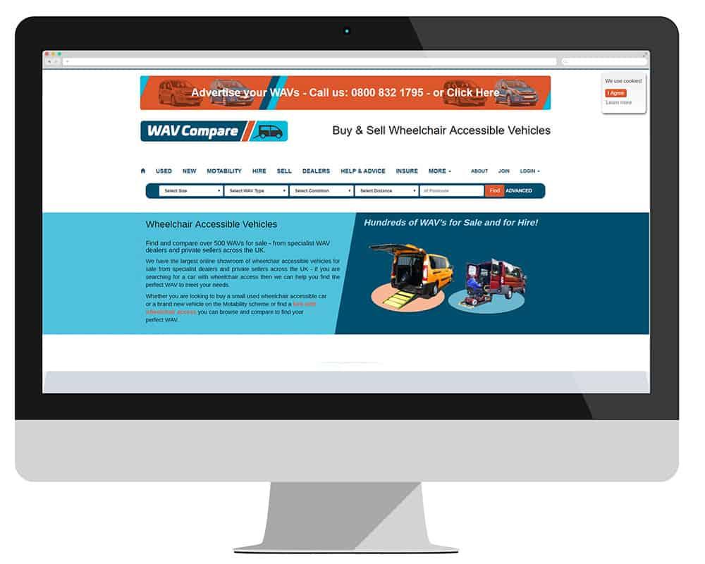 WAV Compare website image
