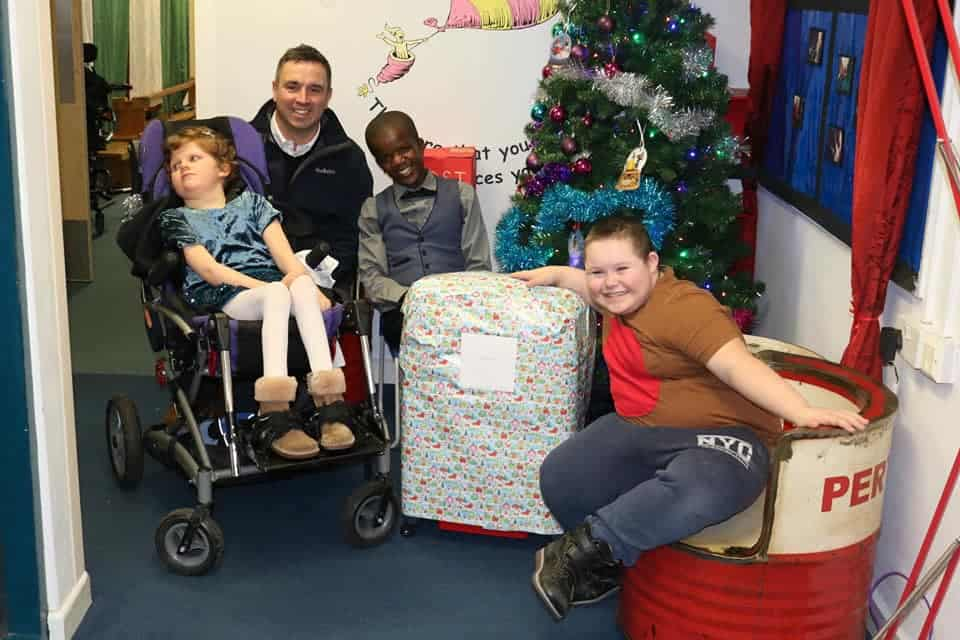 DF Mobility at the Icknield School image