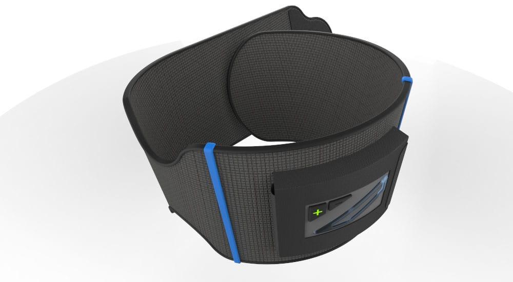 EvoWalk rendered device