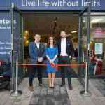 Middletons store opening image