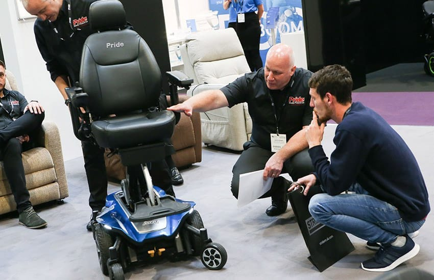 The OT's Perspective: The questions you must ask before specifying a powerchair…