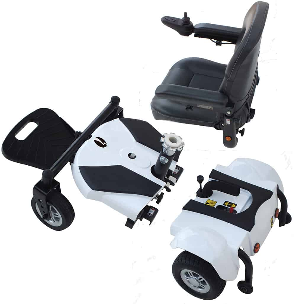 Electric Mobility's Rascal Rio Powerchair image