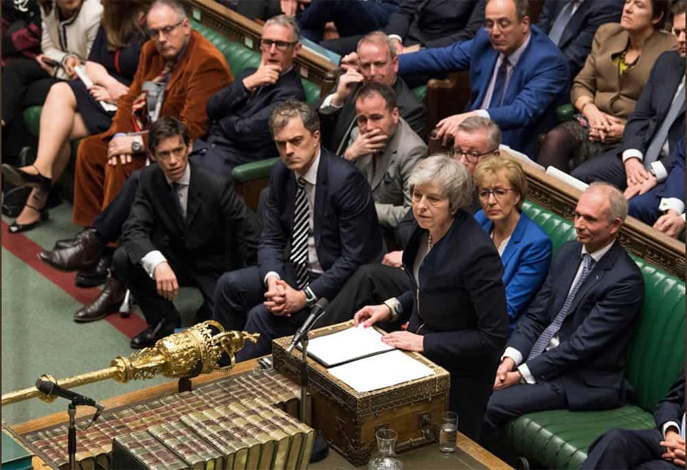 Theresa May Prime Minister image