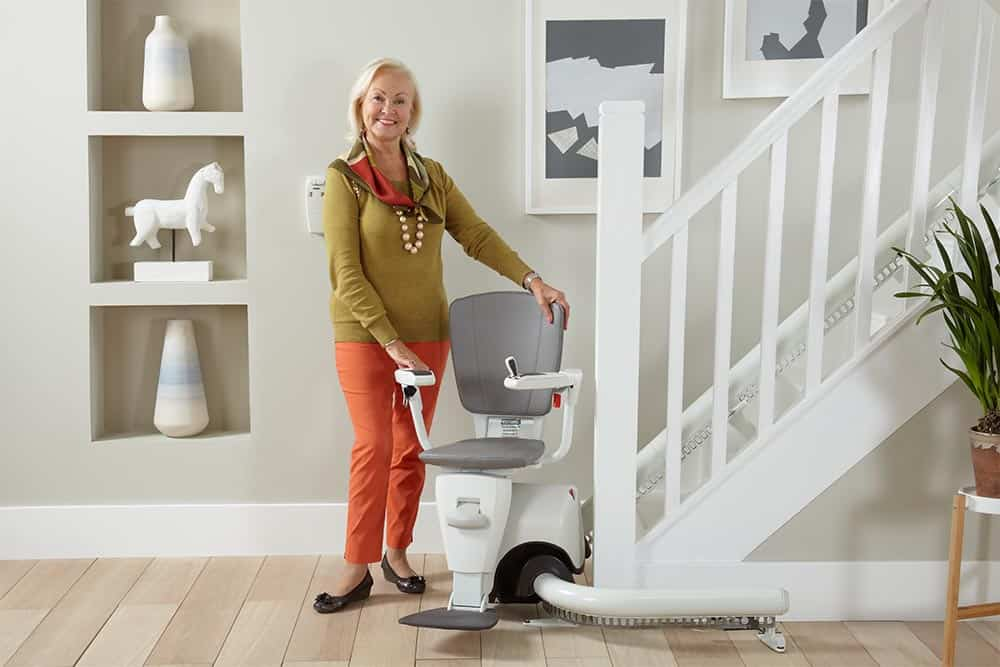 Access BDD stairlift