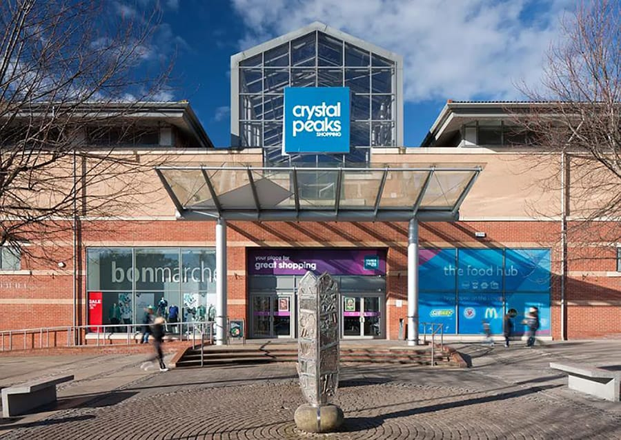 Crystal Peaks shopping centre image