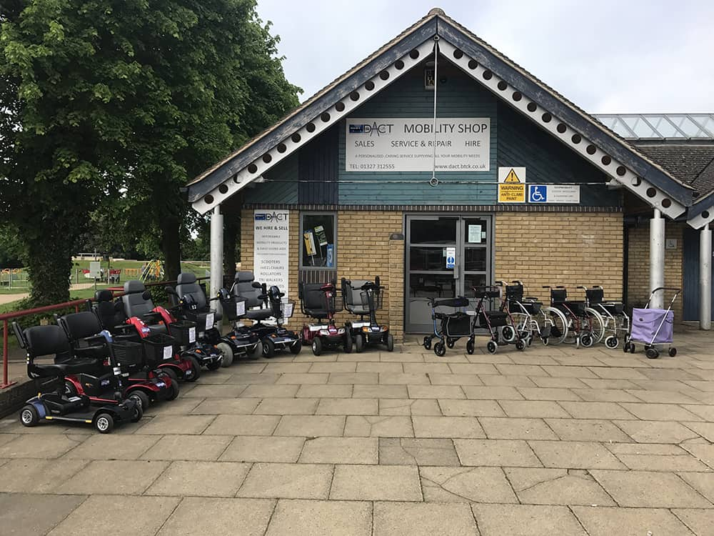 DACT Mobility Shop image