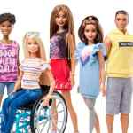 Inclusive Barbie range image