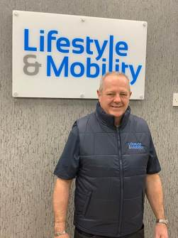 Lifestyle and Mobility Tim image