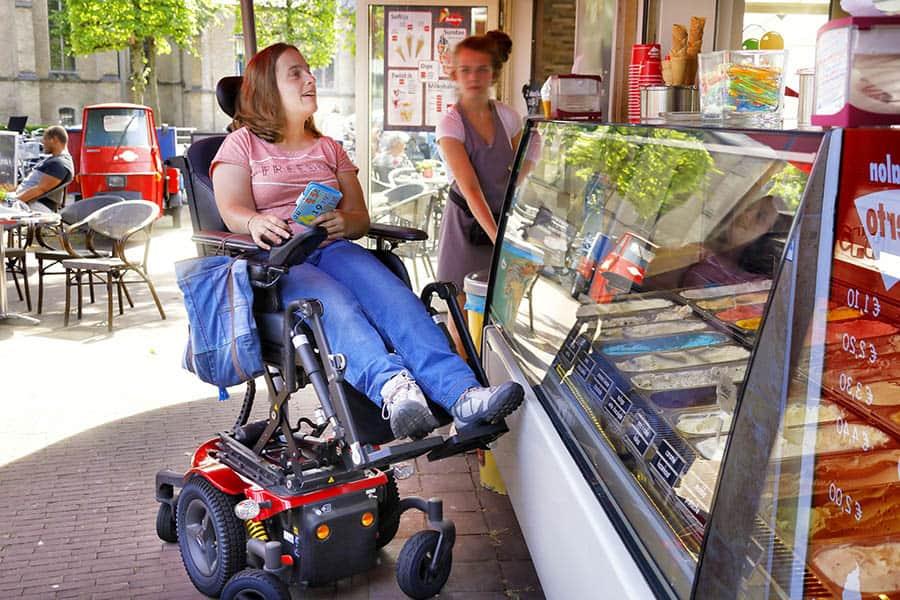 Karma Mobility hero image powerchair