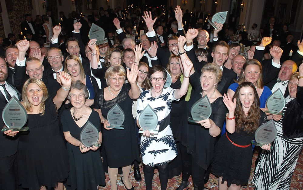 Harrogate Business Awards 2015 image