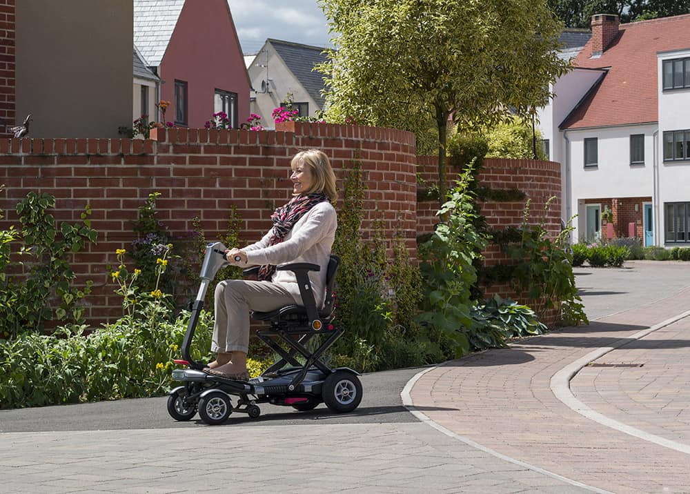 TGA Minimo Autofold scooter image