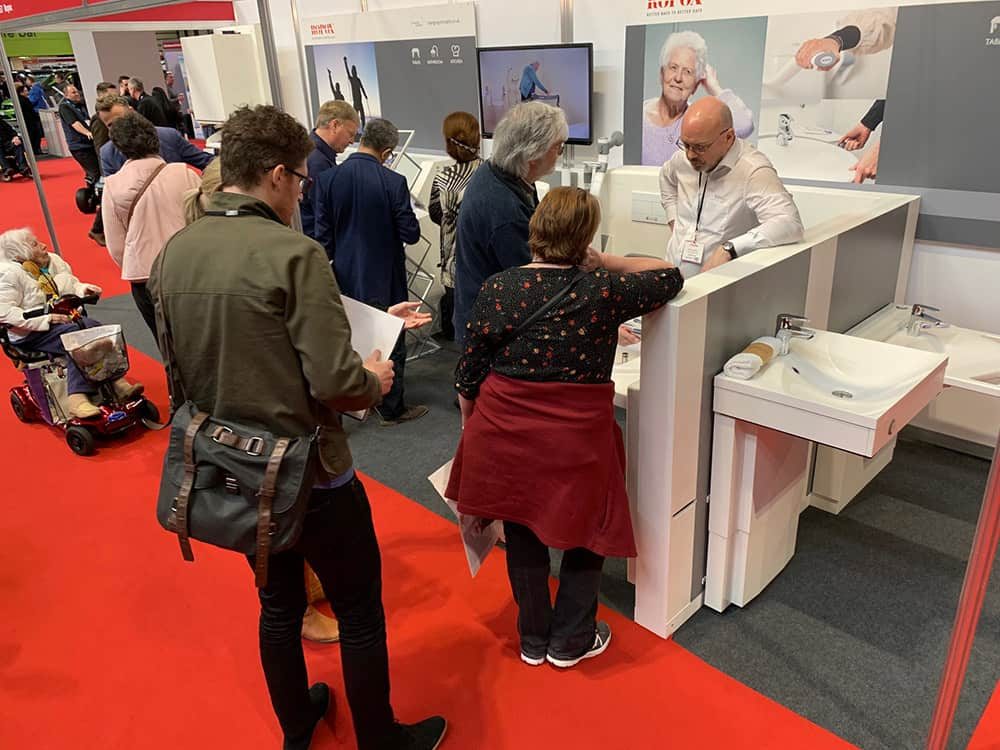 Ropox at Naidex 2019 image